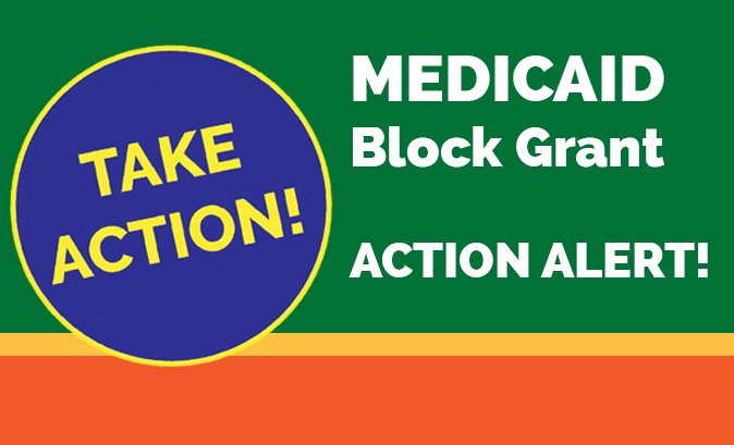 Oppose Drastic Cuts to Medicaid