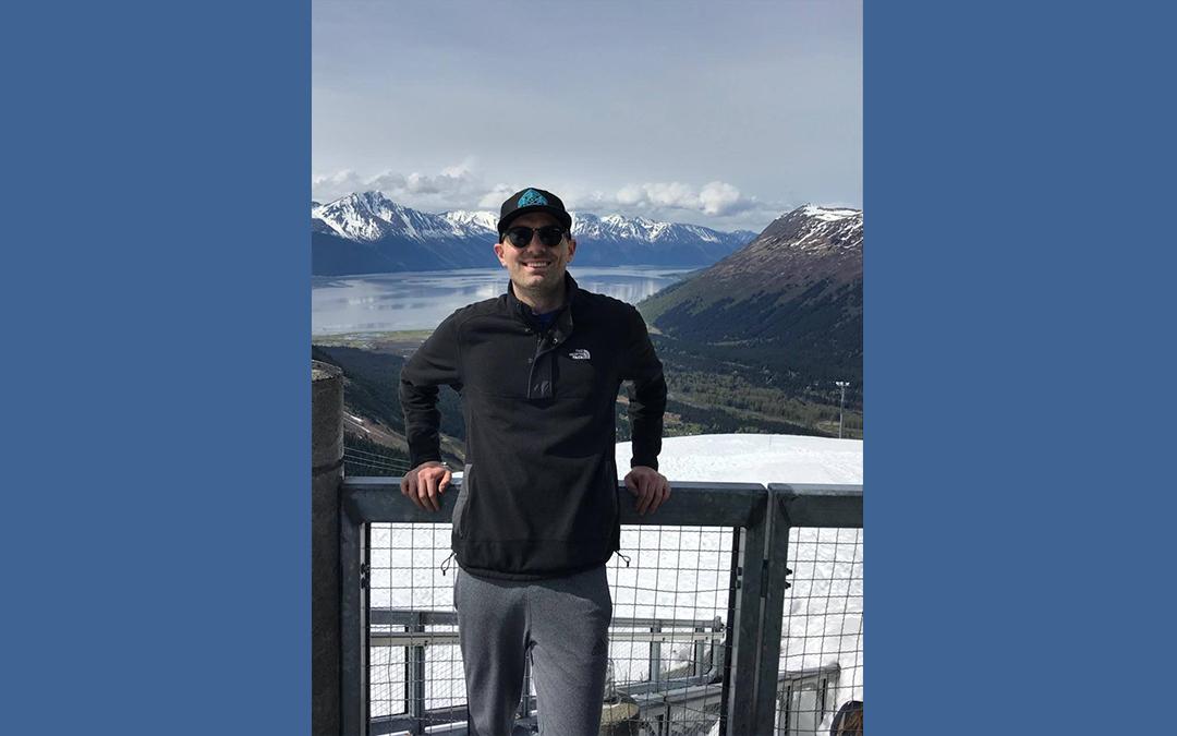 Volunteer of the Month: Andrew Pollock