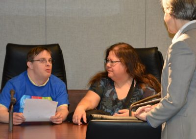 Disability Services Day At The Capitol 2019