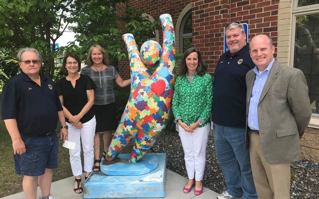 Reach for Ralph Sponsor Highlight: Lions Club of Plymouth