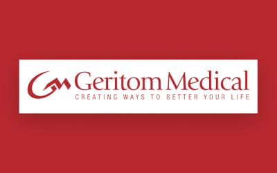 Reach for Ralph Sponsor Highlight: Geritom Medical, Presenting Sponsor