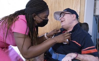 Caregivers are the Heart and Soul of Hammer!