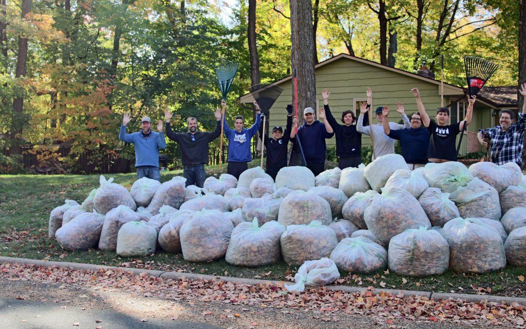 Fall Yard Clean Up 2021
